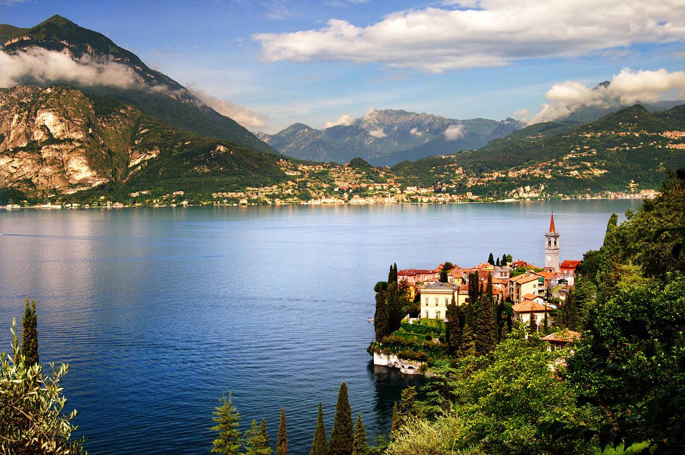 8 деньОзеро Гарда (Мальчезине, Лимоне-суль-Гарда).
