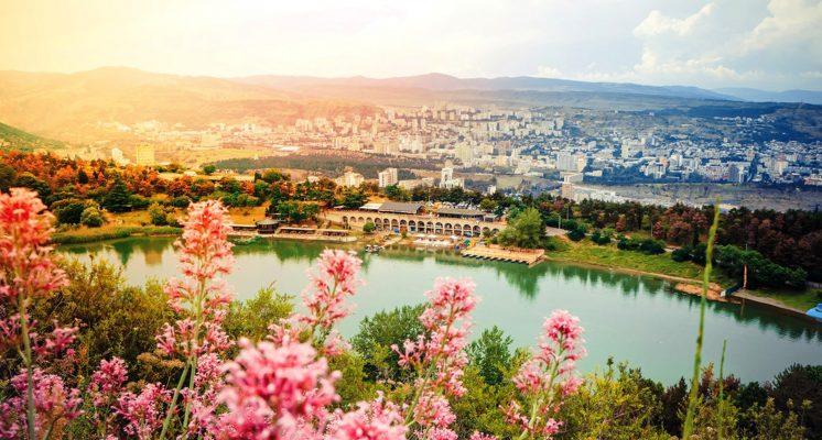 8 марта в Тбилиси главная