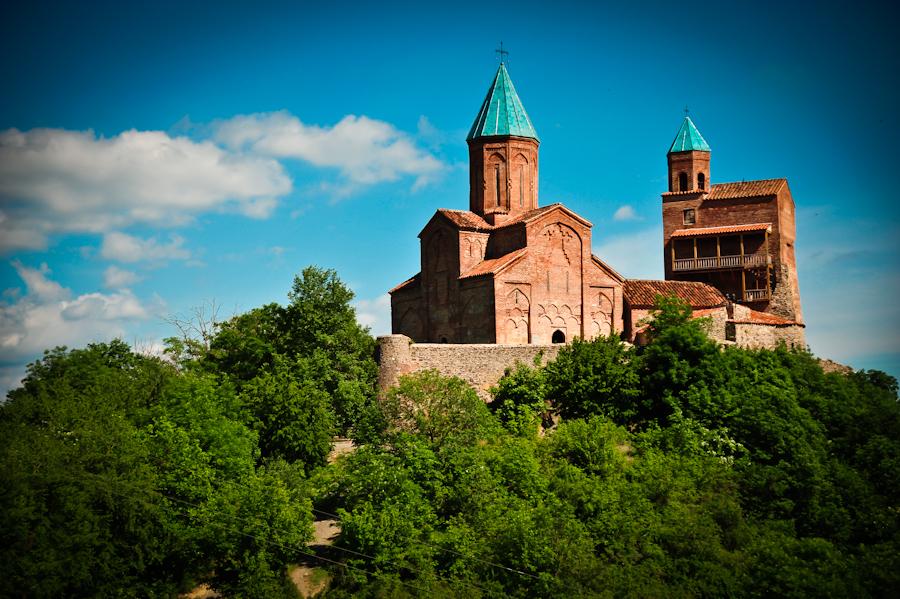 7 день. Замок Греми. Обзорная экскурсия «сказочный  Тифлис».