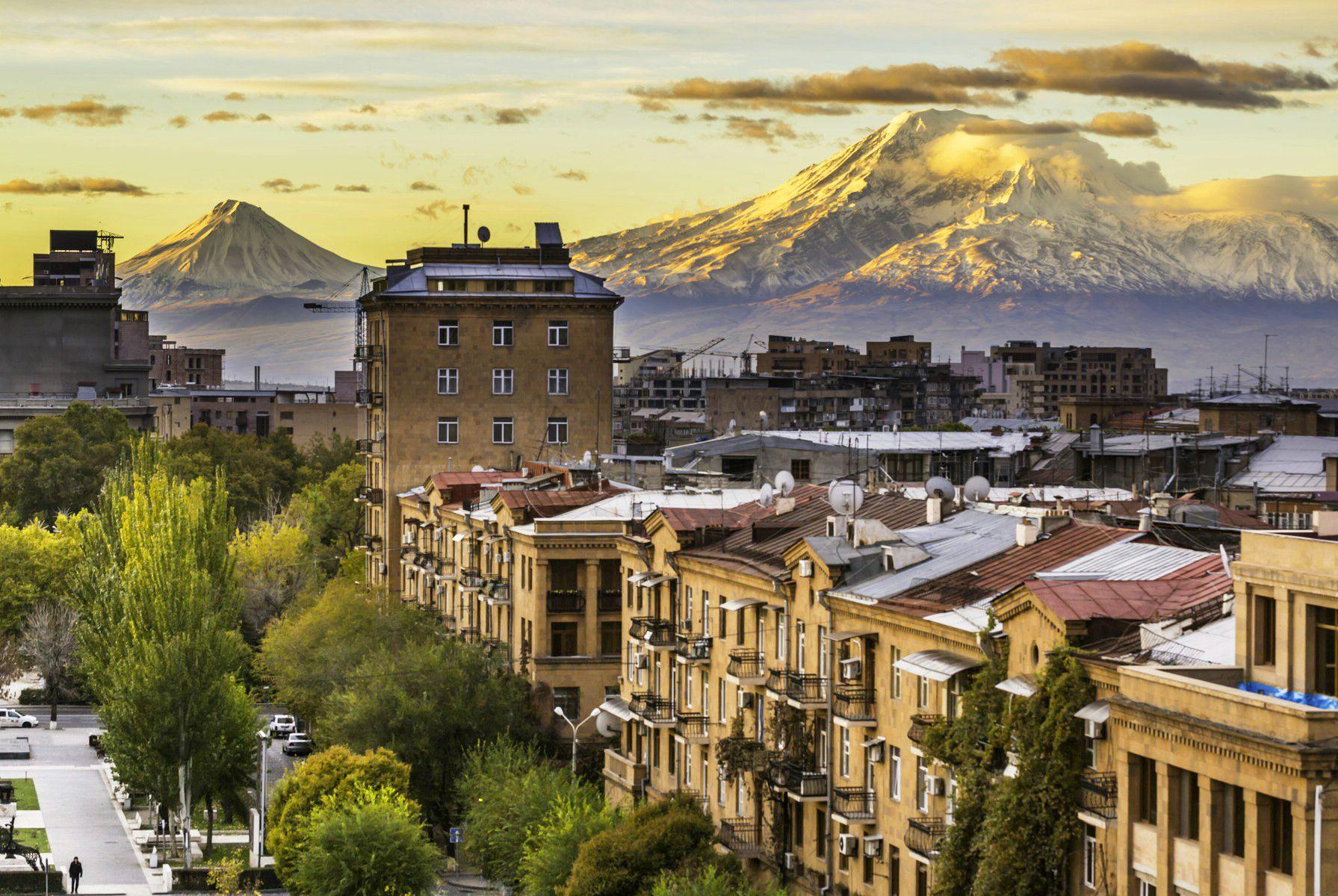 10 день. Ереван–Гегард–Гарни–Ереван