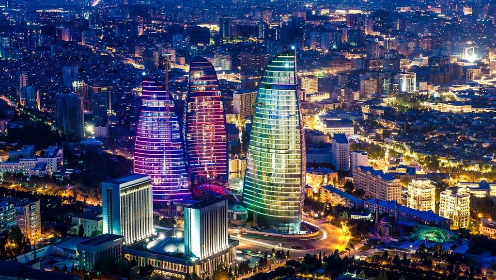2 день. Обзорная экскурсия по Баку.