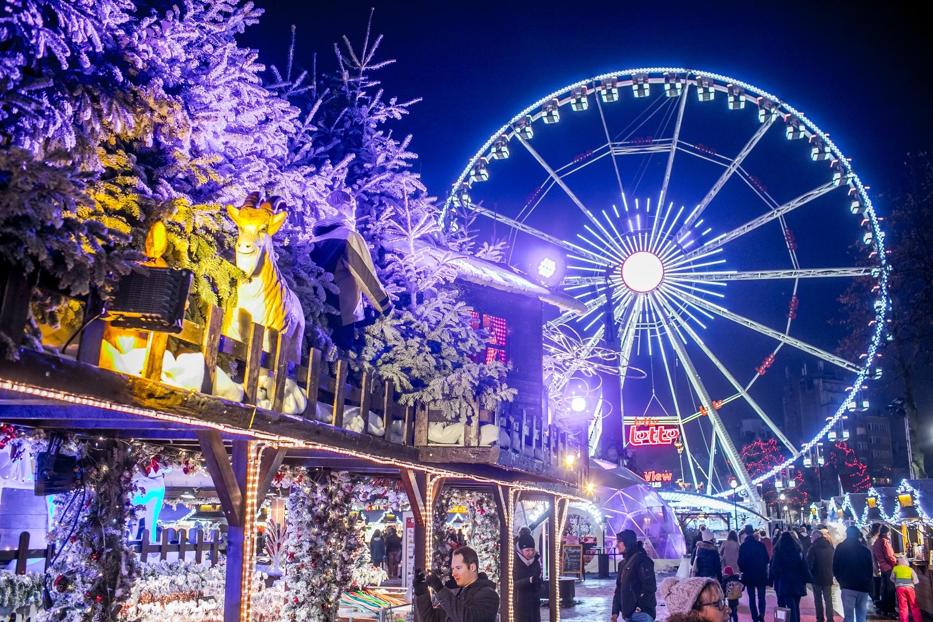 5 день Экскурсия по Брюсселю. Празднование Нового 2020 года!