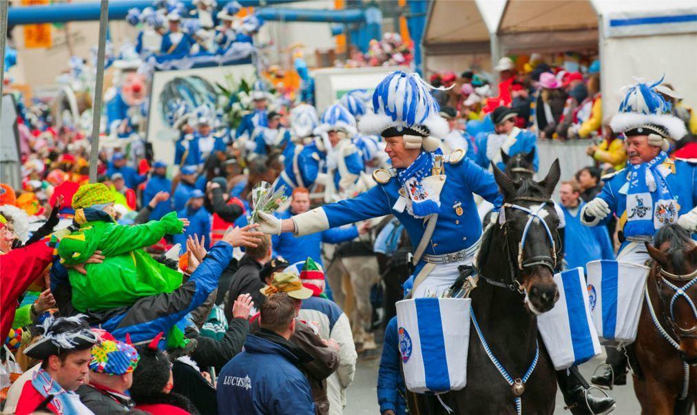 4 день Экскурсия «Карнавалы в Аахене и Маастрихте». Ночлег в Кёльне.
