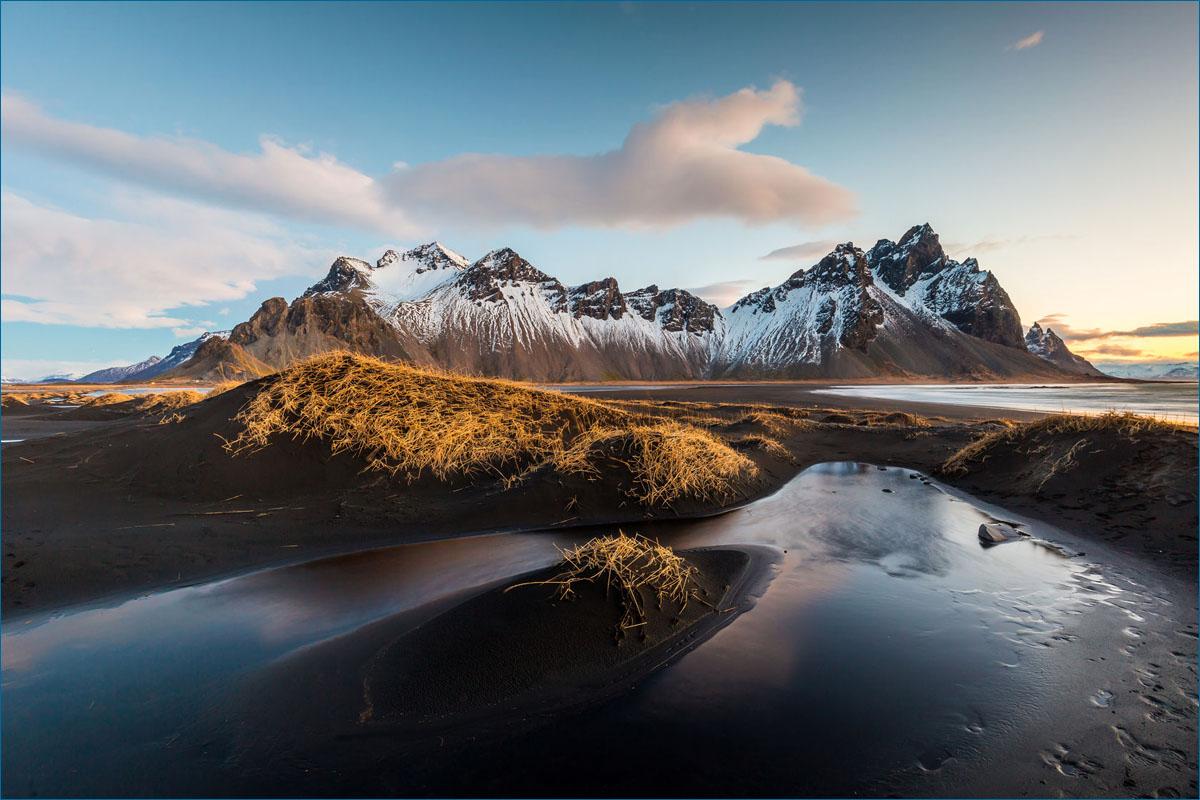 6 день Восточные фьорды:  Эгильсстадир - Хебн