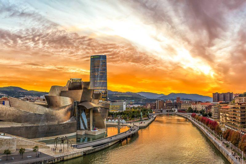 1 день Страна Басков - знакомство с Бильбао