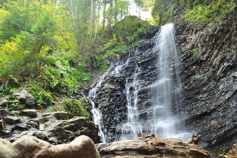 10 день Буковель-водопад Гук-Яремче