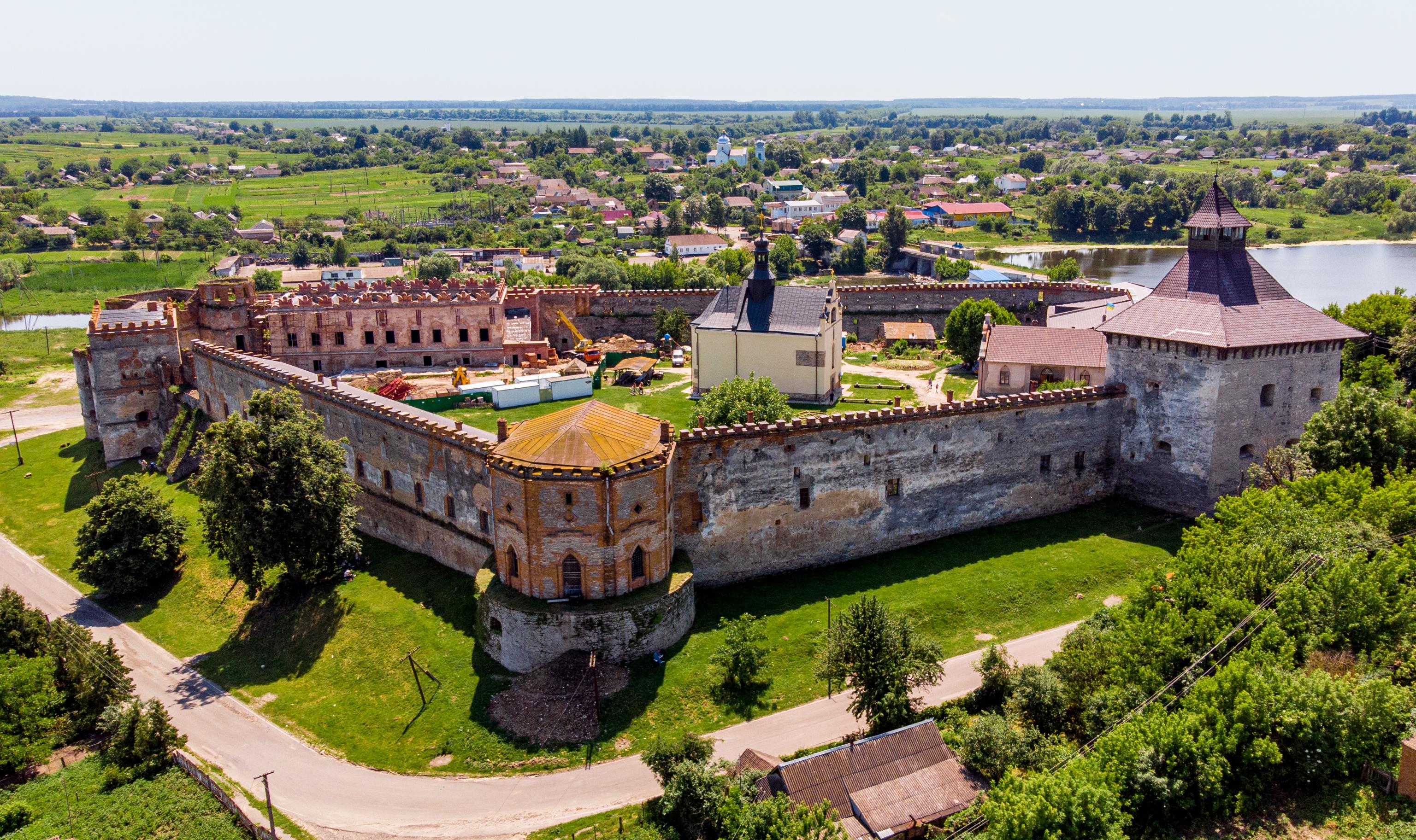 4 день Хмельницкий- Меджибожский замок-Летичев