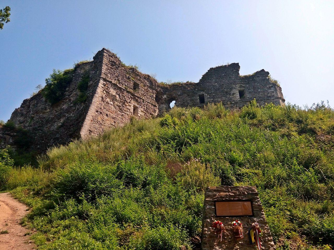 11 день Хустский замок-Межгорье