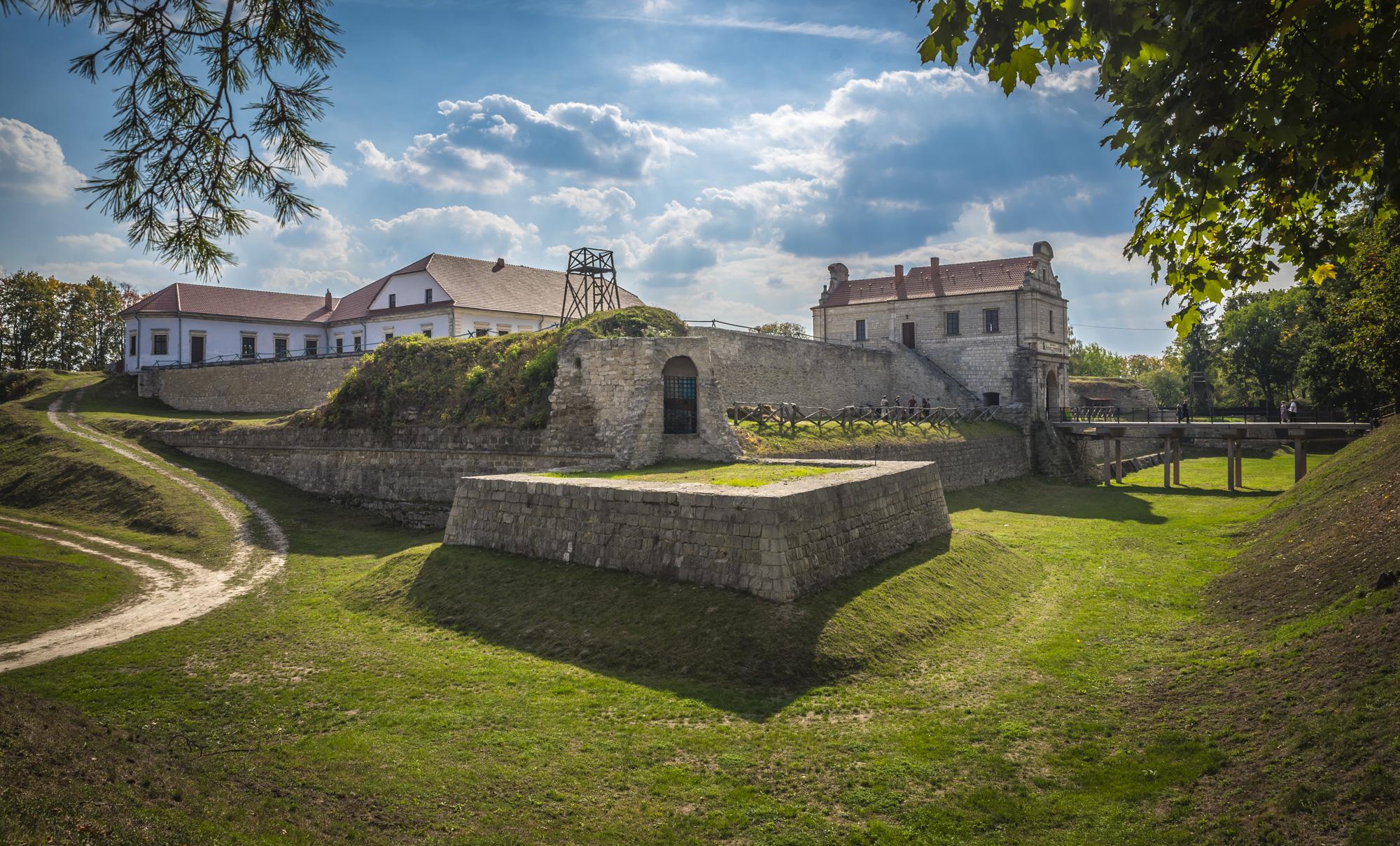 3 день Дворец Вишневецких-Збаражский замок