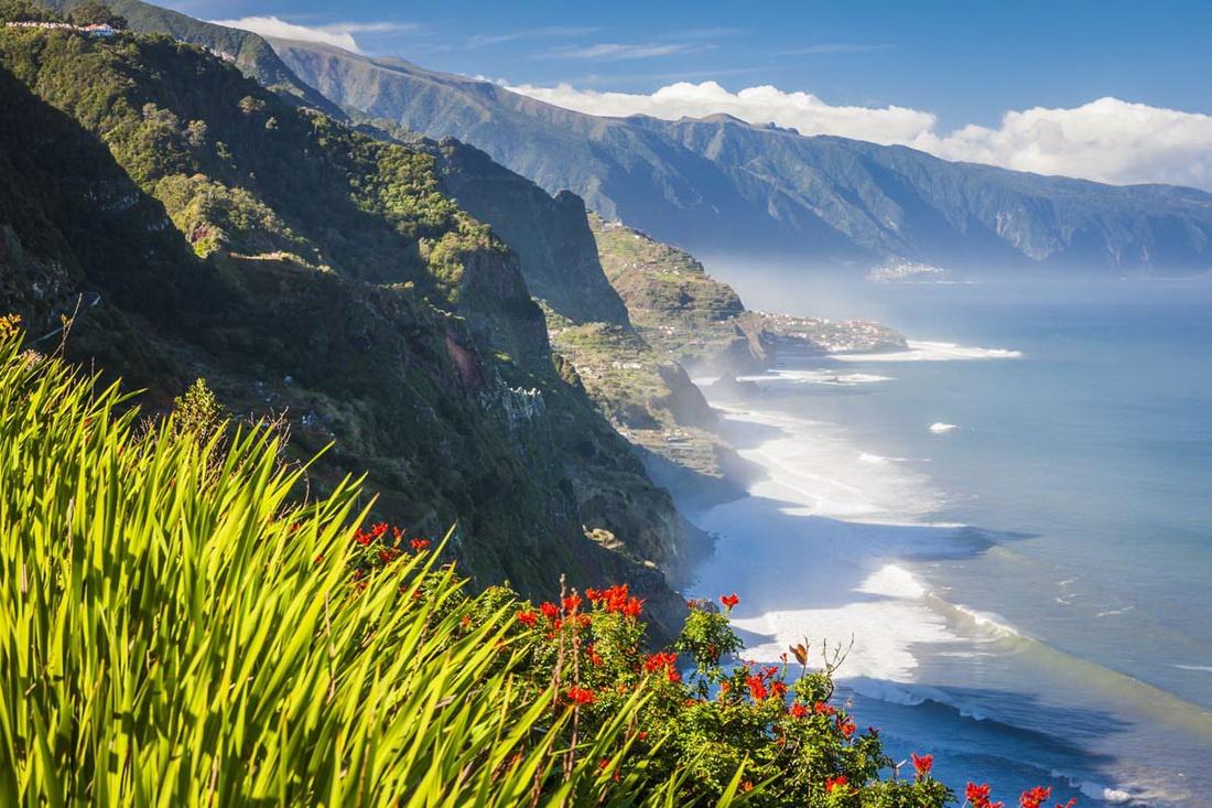 2 день Столица Португалии и перелёт на Мадейру