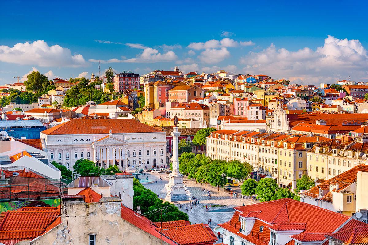 1 день Прибытие в Лиссабон