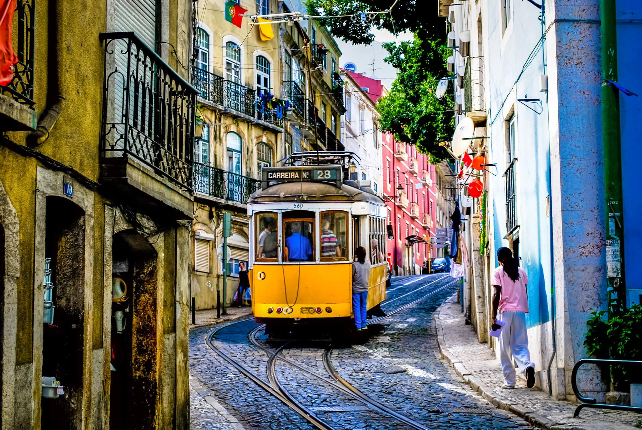 9 день Ещё один день в Лиссабоне