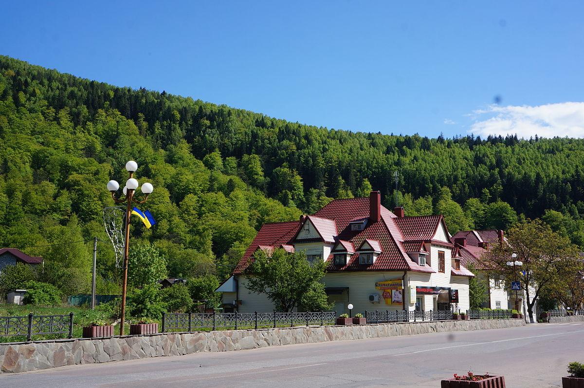 2 день Квест тайны Ивано-франковска. Жизнь карпатского леса и колоритный курортный городок Яремче
