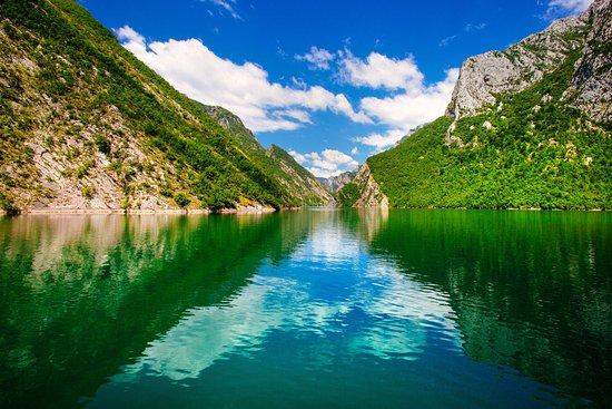 7 день Озеро Коман. Тирана