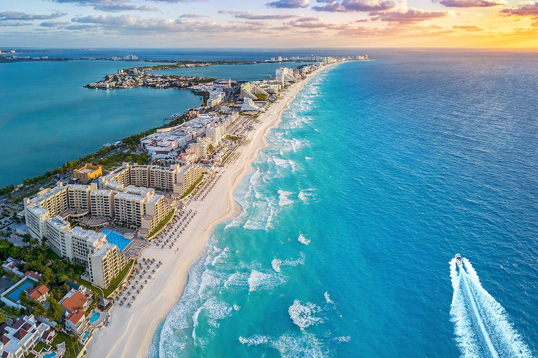 1 день Прибытие в Канкун