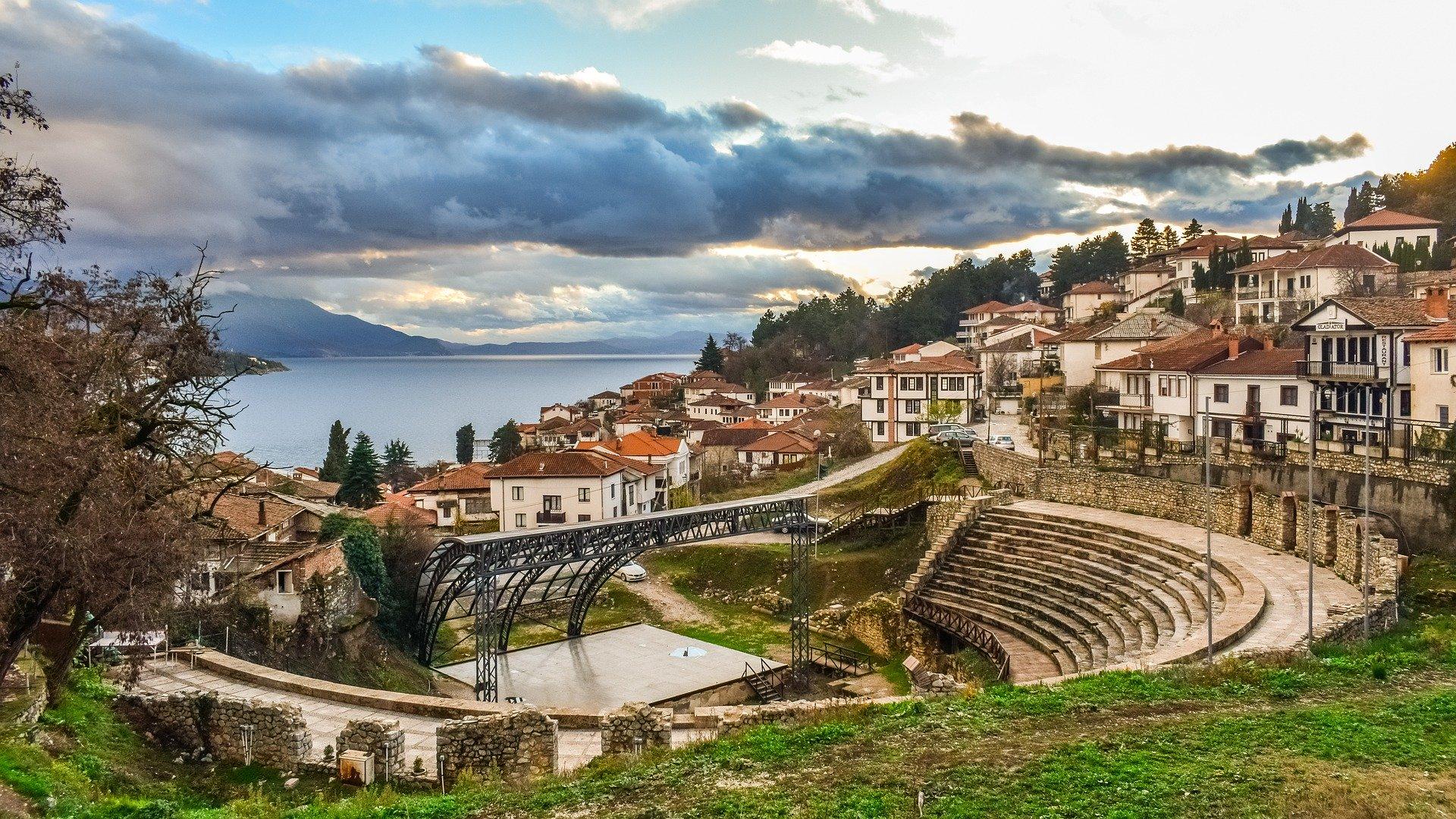 6 день Охрид -  Скопье