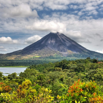 Коста Рика, отдых в Коста Рике, вулканы Коста Рики