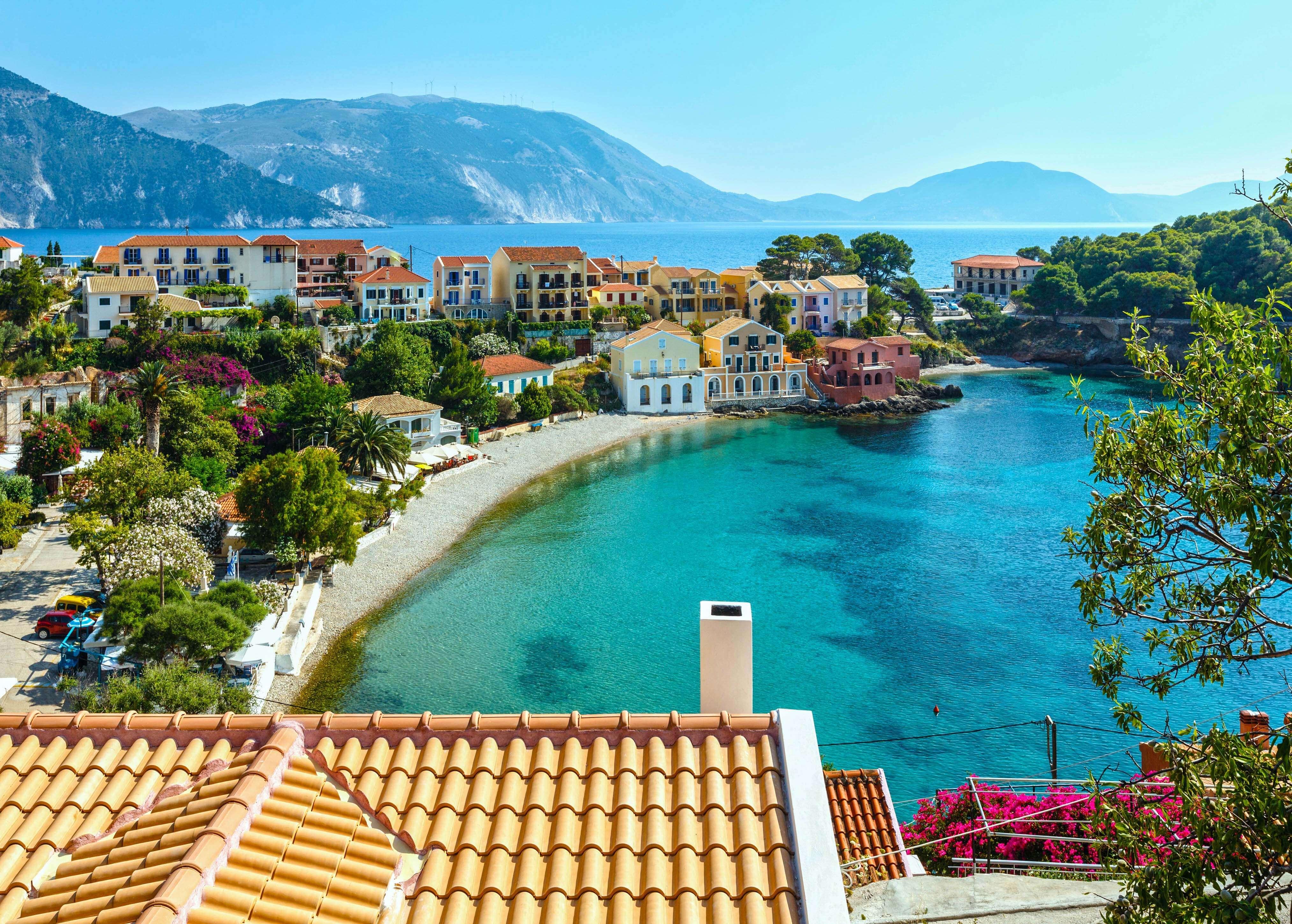 Греция, Закинтос, отдых в Греции, тур в Грецию