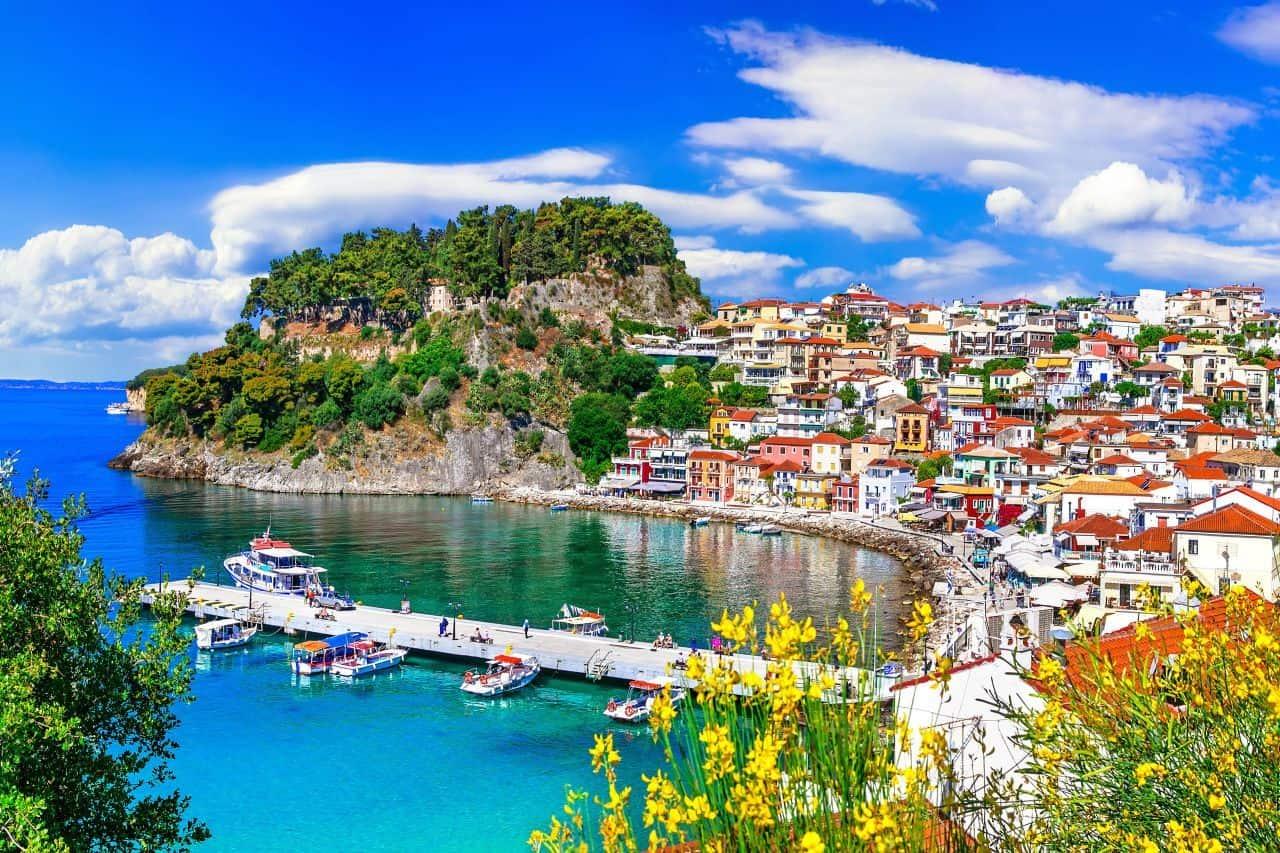 Греция, тур В Грецию, Корфу, Каламбака